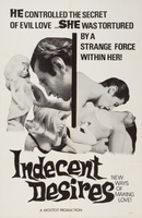 Indecent Desires movie poster (1968) picture MOV_0f02a673