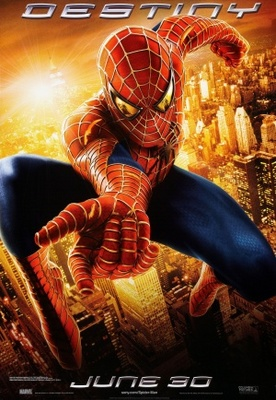 Spider-Man 2 movie poster (2004) poster MOV_0f03ba54