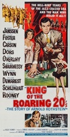 King of the Roaring 20's - The Story of Arnold Rothstein movie poster (1961) picture MOV_0f0923d8