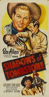 Shadows of Tombstone movie poster (1953) picture MOV_0f0e9c2c