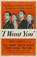I Want You movie poster (1951) picture MOV_0f1081cf