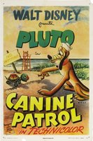 Canine Patrol movie poster (1945) picture MOV_0f18efbb
