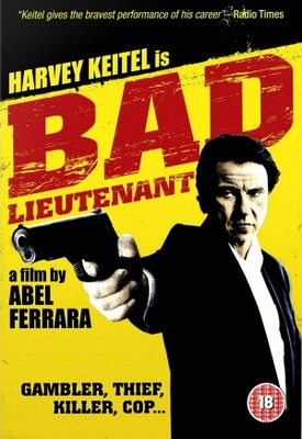 Bad Lieutenant movie poster (1992) poster MOV_0f206ed4