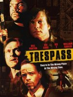 Trespass movie poster (1992) picture MOV_0f25bed2