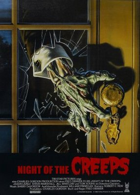 Night of the Creeps movie poster (1986) poster MOV_0f261ebf