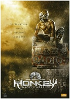 Monkey: The Masked Warrior movie poster (2013) picture MOV_0f28dbd7