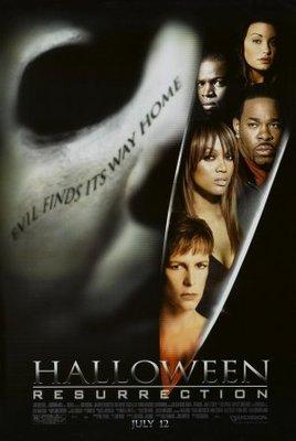 Halloween Resurrection movie poster (2002) poster MOV_0f2a4d4e