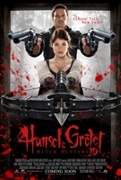 Hansel and Gretel: Witch Hunters movie poster (2013) picture MOV_0f2a95a1