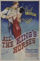 All the King's Horses movie poster (1934) picture MOV_0f31b224