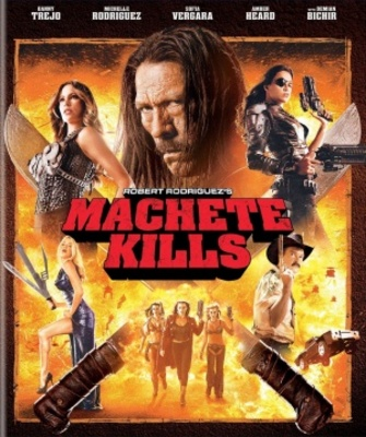 Machete Kills movie poster (2013) poster MOV_0f36c124