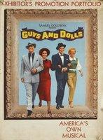Guys and Dolls movie poster (1955) picture MOV_0f42a5a0