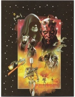 Star Wars: Episode I - The Phantom Menace movie poster (1999) picture MOV_0f49c14c