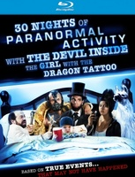 30 Nights of Paranormal Activity with the Devil Inside the Girl with the Dragon Tattoo movie poster (2012) picture MOV_0f4b883d