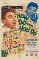 How Doooo You Do!!! movie poster (1945) picture MOV_0f67e152