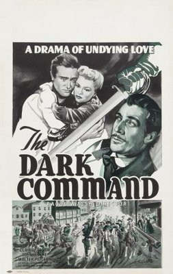 Dark Command movie poster (1940) poster MOV_0f68b913