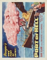 Port of Hell movie poster (1954) picture MOV_0f6de227