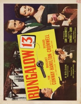 Bungalow 13 movie poster (1948) poster MOV_0f6fa495
