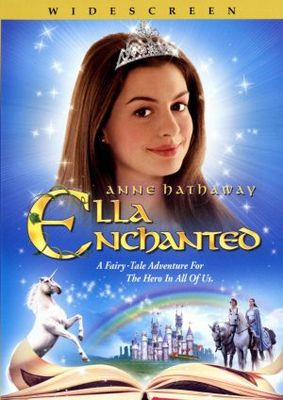 Ella Enchanted movie poster (2004) poster MOV_0f707027