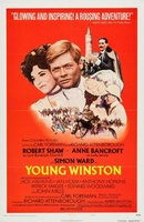 Young Winston movie poster (1972) picture MOV_0f716b44