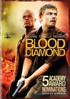 Blood Diamond movie poster (2006) poster MOV_0f78591f