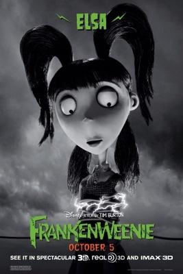 Frankenweenie movie poster (2012) poster MOV_0f79cee7