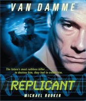 Replicant movie poster (2001) picture MOV_0f80939f