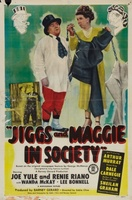 Jiggs and Maggie in Society movie poster (1947) picture MOV_0f842bd3