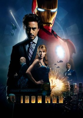 Iron Man movie poster (2008) poster MOV_0f862dea