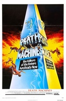 Death Machines movie poster (1976) picture MOV_0f8fc823