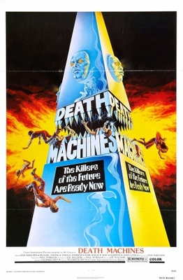 Death Machines movie poster (1976) poster MOV_0f8fc823