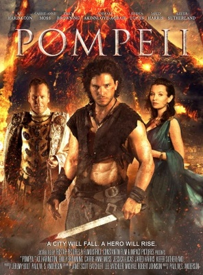 Pompeii movie poster (2014) poster MOV_0f915eab