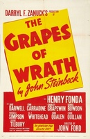 The Grapes of Wrath movie poster (1940) picture MOV_0f92e0a9