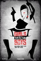 Girls Against Boys movie poster (2012) picture MOV_ae747ffc