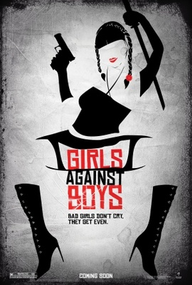 Girls Against Boys movie poster (2012) poster MOV_0f9683e5