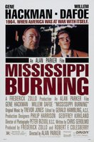 Mississippi Burning movie poster (1988) picture MOV_0f9cdc95