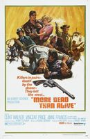 More Dead Than Alive movie poster (1968) picture MOV_0f9d2aa9