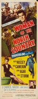 Woman of the North Country movie poster (1952) picture MOV_0f9f221b