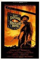 High Plains Drifter movie poster (1973) picture MOV_0fa0799b