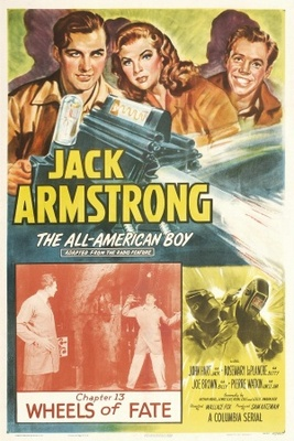 Jack Armstrong movie poster (1947) poster MOV_0facecb0