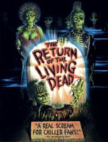 The Return of the Living Dead movie poster (1985) picture MOV_791085a6