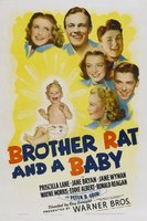 Brother Rat and a Baby movie poster (1940) picture MOV_0fb4da26
