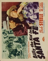 Billy the Kid in Santa Fe movie poster (1941) picture MOV_0fbdf518