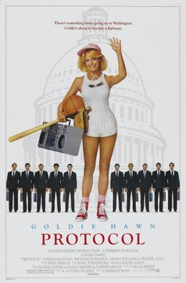 Protocol movie poster (1984) poster MOV_0fbf4410