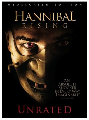 Hannibal Rising movie poster (2007) poster MOV_0fc07992