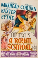 A Royal Scandal movie poster (1945) picture MOV_0fc4a7ba