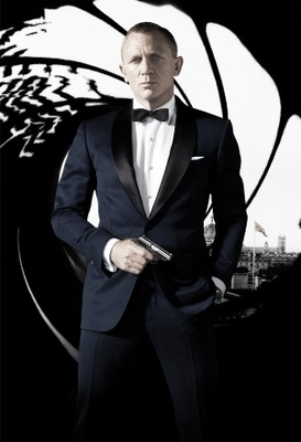 Skyfall movie poster (2012) poster MOV_0fd432b7