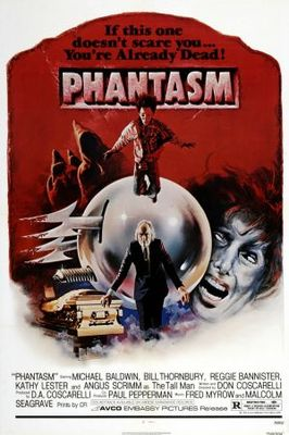Phantasm movie poster (1979) poster MOV_0fd49fb5
