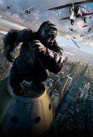 King Kong movie poster (2005) picture MOV_0fd61d5b