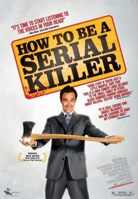 How to Be a Serial Killer movie poster (2008) poster MOV_0fdbab17