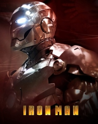 Iron Man movie poster (2008) poster MOV_0fe2d2d8